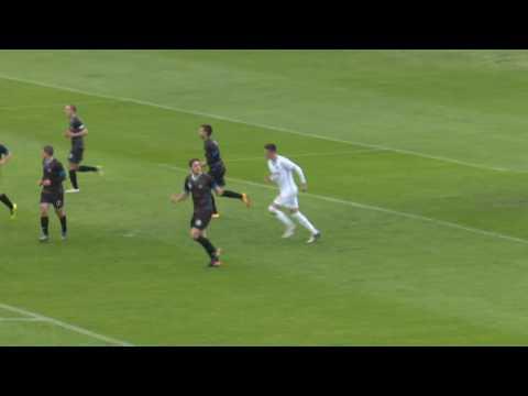 HNTV sažetak: ZAGREB vs HRVATSKI DRAGOVOLJAC 0:0 (28. kolo, Druga liga 16/17)