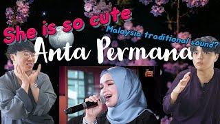 Gambar cover Dato' Sri Siti Nurhaliza - Anta Permana (LIVE)(Korean reaction men / SGwannabe)