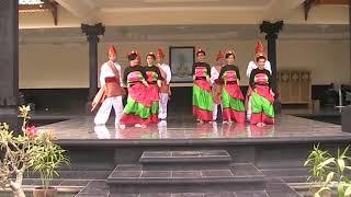 TARI KREASI (medley Nusantara)
