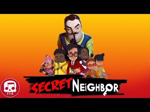 SECRET NEIGHBOR RAP