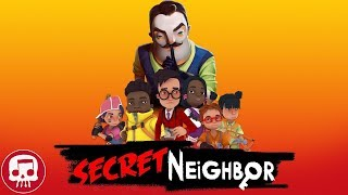 "SECRET NEIGHBOR RAP by JT Music - ""No Keepin' Secrets"""