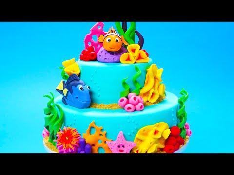 Finding Nemo Cake Nerdy Nummies