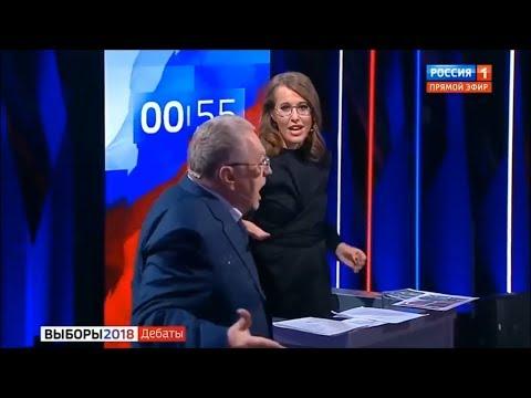 Дебаты-2018. Лучшие моменты и скандалы