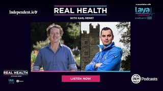The Real Health Podcast: Diarmuid Gavin and finding happiness in your garden