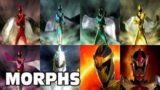 Power Rangers Mystic Force - All Ranger Morphs | Episodes 1-32 | It's Morphin Time | Superheroes
