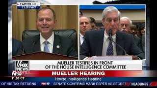 MUELLER HEARING: House Intelligence Committee Part 2