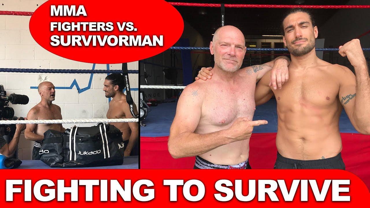 Download Survivorman | New Episode | Fighting To Survive Pilot | Les Stroud