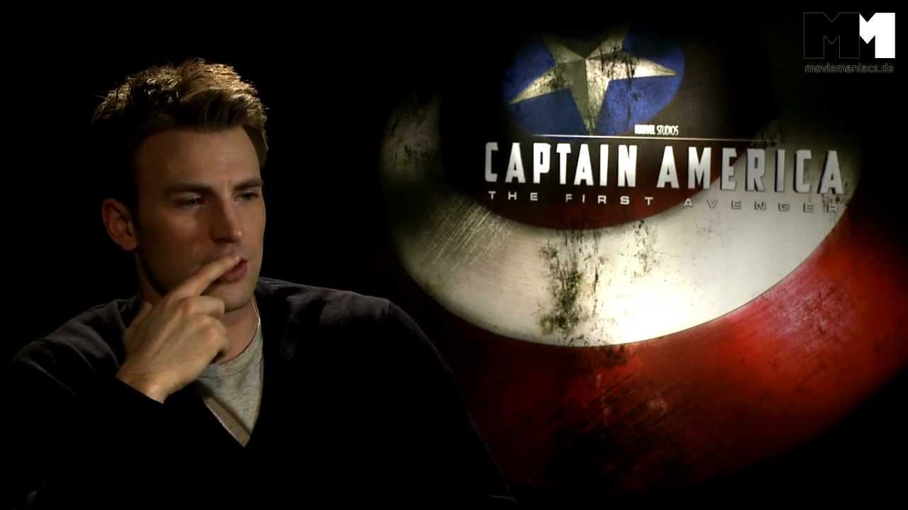 Chris Evans speaks out about Captain America