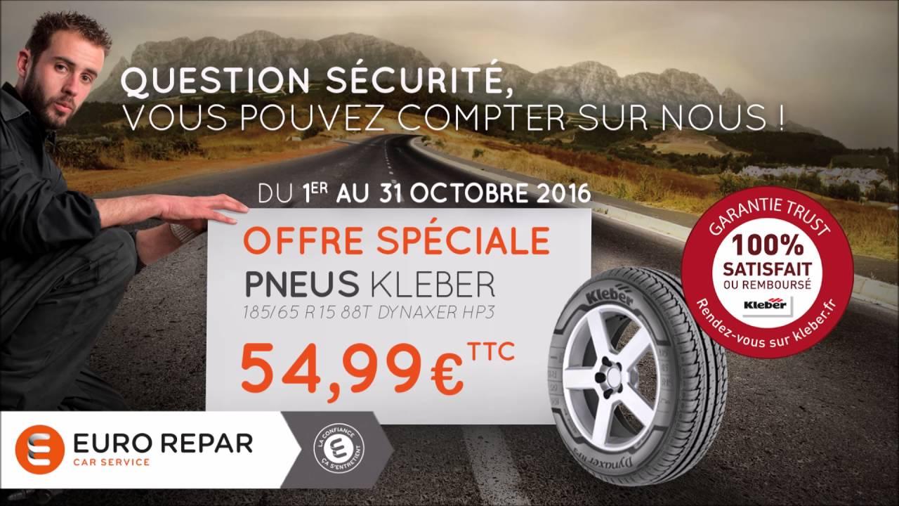 Euro Repar Car Service Spot Radio Octobre 2016 Youtube