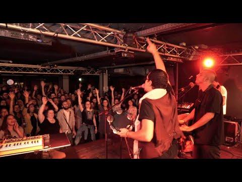 47SOUL INTERVIEW & LIVE @ BELLEVILLOISE - 5 MAI 2016