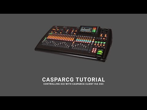 CasparCG based Automated Playout Client | Youtube Music Lyrics