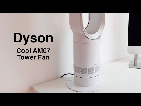 Dyson Cool AM07 Bladeless Tower Fan review