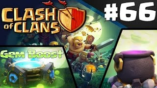Clash of clans ITA ep66 | Difese MAXATE - ClashCon - Evento Halloween