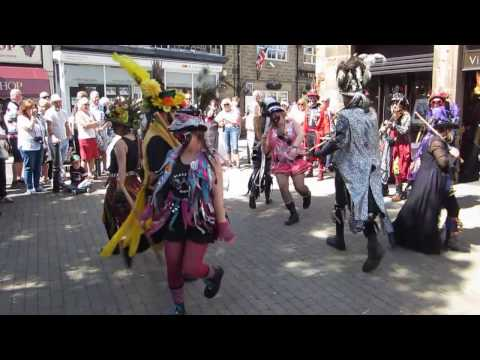 Black Pig Bakewell Day of Dance 2015 2