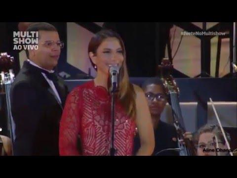Ivete Sangalo Canta Gil E Caetano 2015