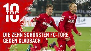 124 pflichtspiele hat der 1. fc köln bislang gegen borussia mönchengladbach absolviert und dabei so manchen sehenswerten treffer erzielt. hier gibt es die sc...