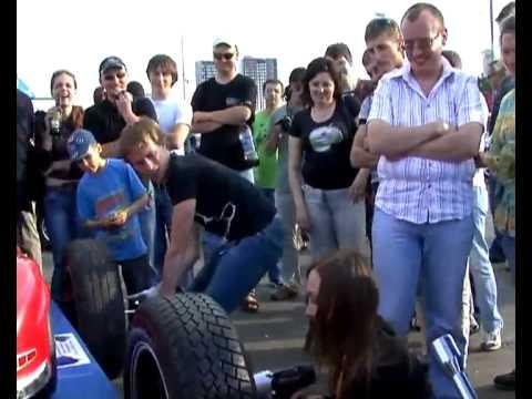 V  International Festival Mercedes-Benz Owners'. Ukraine, Kiev 11 june 2011