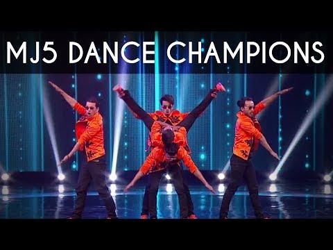 Dance Champions MJ5   Promo   Star Plus