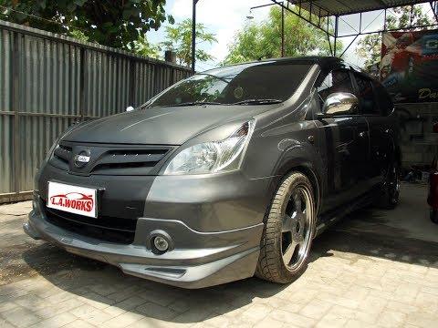 Nissan Grand Livina, Custom Aerokit