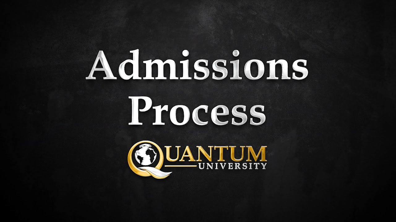 How Does Quantum University Work?