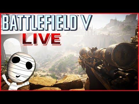 Battlefield 5 im Killer-Squad! Mit dem Pfeffermann & Twizzler! ? Battlefield V // PS4 Livestream thumbnail