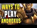 Paladins All The Ways To Play ANDROXUS
