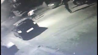 Eskişehir'deki silahlı saldırı böyle görüntülendi