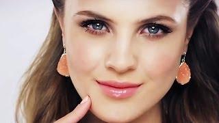 Красивый дневной макияж. Как сделать красивый дневной макияж. Уроки макияжа.(Красивый дневной макияж. Как сделать красивый дневной макияж. Уроки макияжа. Как же сделать грамотный дневн..., 2014-04-07T18:23:33.000Z)