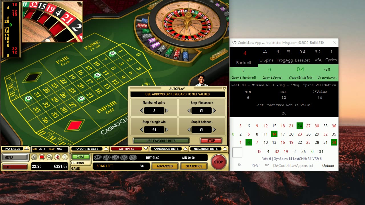 Real Roulette App
