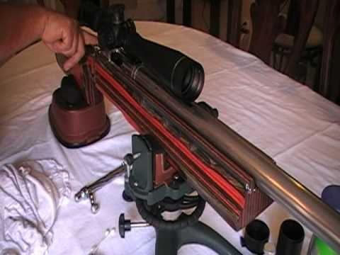 Benchrest Rifle Care Part 3