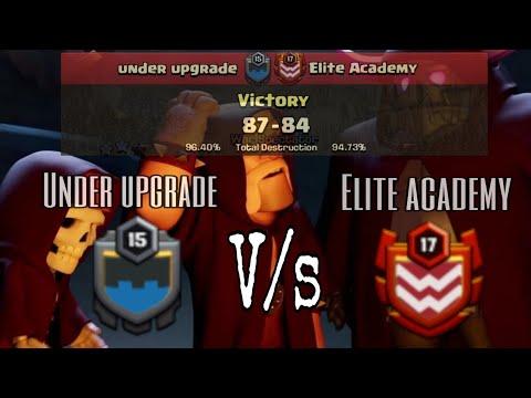 PL Spin | Under Upgrade V/s Elite Academy | War Recap