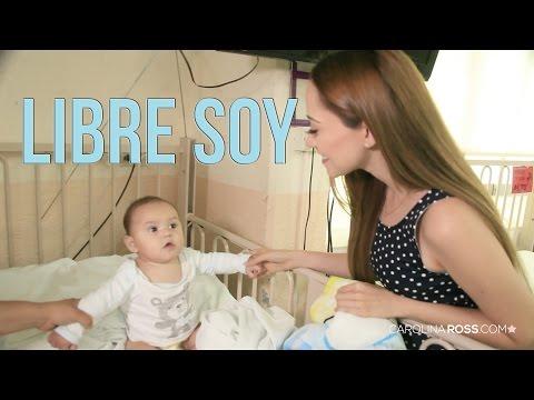 Libre soy - Disney (Carolina Ross cover)