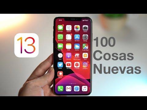 iOS 13 - 100+ Cosas Nuevas