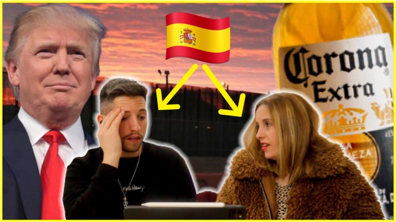 ESPAÑOLES SE EMOCIONAN CON COMERCIALES MEXICANOS DE CORONA 🇲🇽