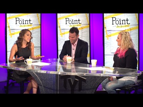 Meghan McCain & Dave Rubin on The Point with Ana Kasparian