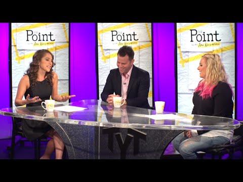 Meghan McCain & Dave Rubin on The Point with Ana Kasparian