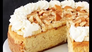 Banana Nut Cheesecake | EASY TO LEARN | QUICK RECIPES