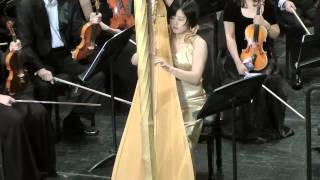 CONCERTINO MYSTIQUE (harp and strings orchestra) of Benoit Wery For Yuying Chen