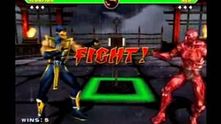 Mortal Kombat Armageddon - Scorpion - Max Difficulty