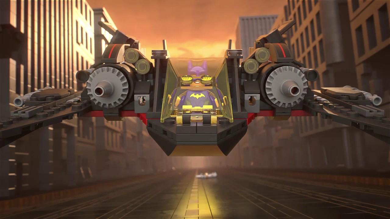LEGO Batman Movie The Ultimate Batmobile (70917) - YouTube