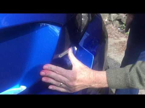 Debadging Honda Civic Touring
