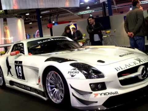 Compilation Supercars Luxembourg 2012 - montage photos