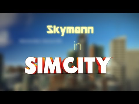 Skymann in SimCity | Episode 2 | Coal, Trade and Raw Ore