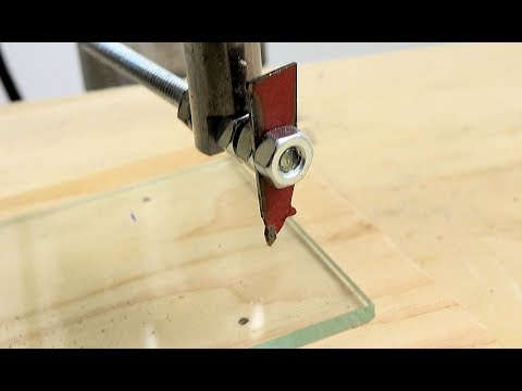 Cutting Holes Through Glass Experiment