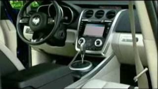 Motorweek Video of the 2007 Mazda CX7