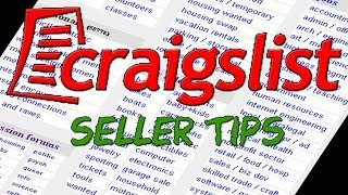 How To Sell On Craigslist | Make Fast Money Selling These Items