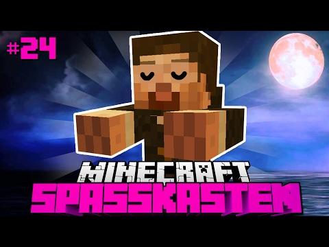 OH..OH... ER SCHLAFWANDELT?! - Minecraft Spasskasten #24 [Deutsch/HD]