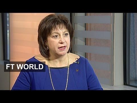 Ukraine's plan to resuscitate the economy | FT World