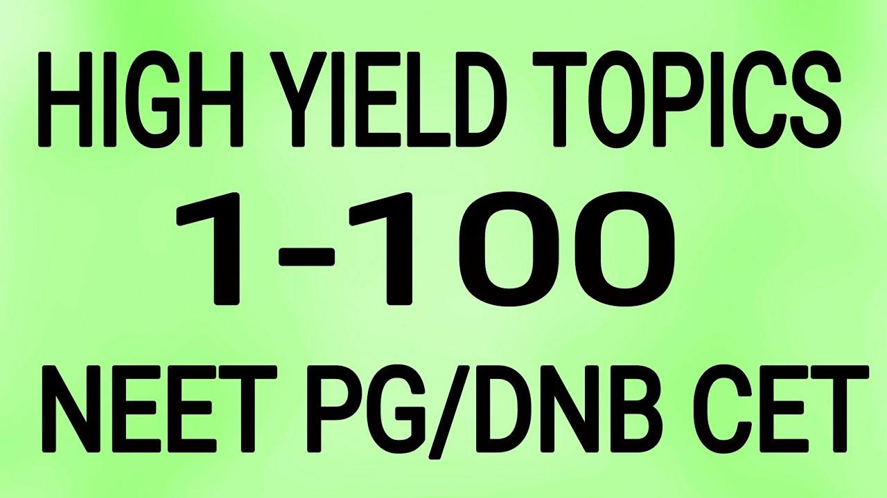 dnb high yield