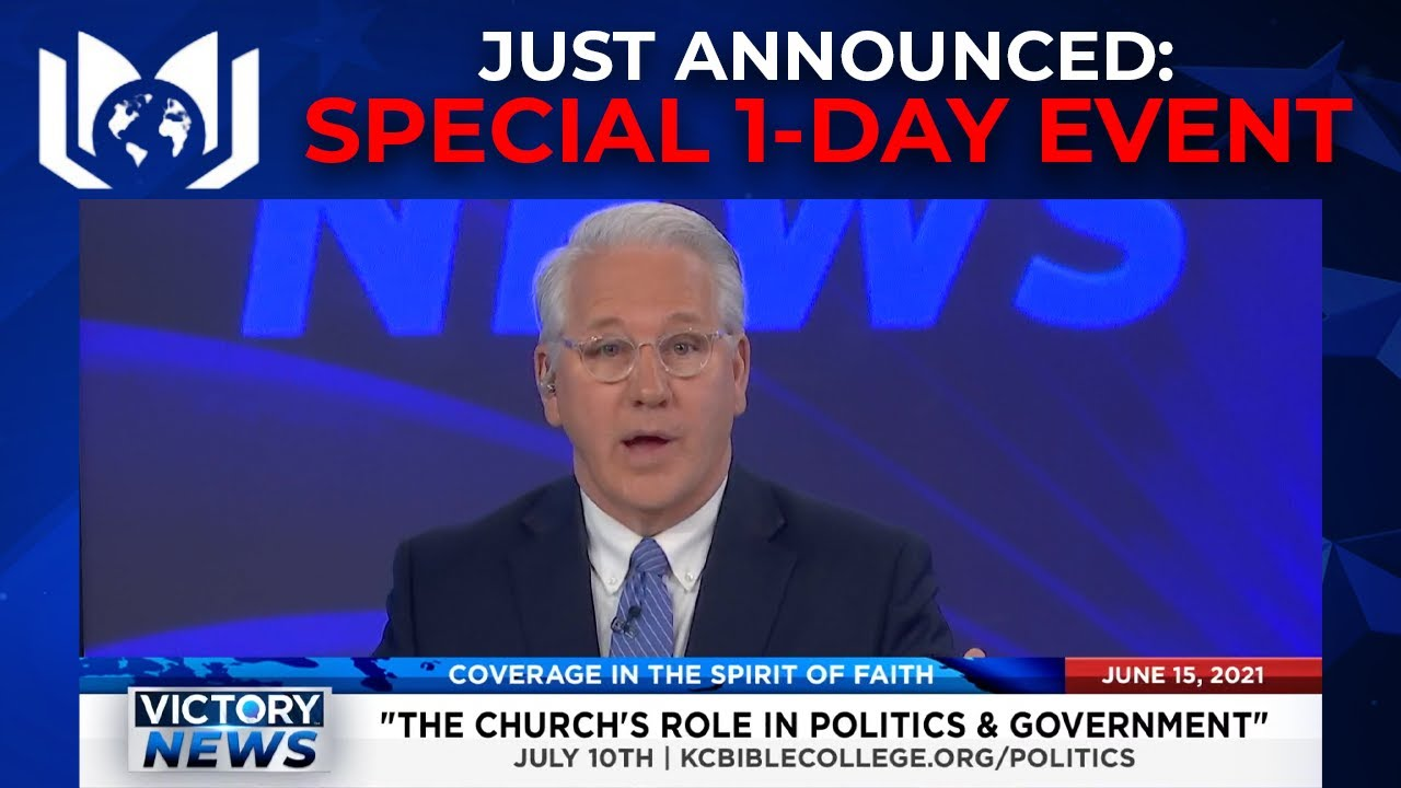 """Join Us for a Special 1-Day event! """"The Church's Role in Politics & Government"""" at KCBC"""